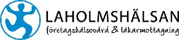 Laholmshälsan Logotyp
